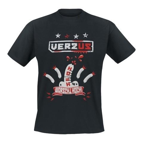 Versus - Halt Die Worscht Hoch, T-Shirt